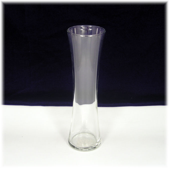 Flare Glass Bud Vase