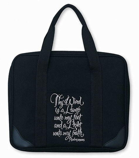 TOTE STYLE BIBLE COVER