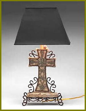 Cross Lamp
