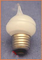 Light Bulb, Silicone Flame Standard Base, 5 watt
