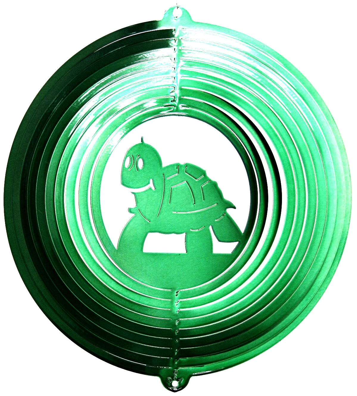 12 INCH TURTLE WIND SPINNER - Click Image to Close