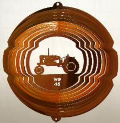 12 INCH TRACTOR WIND SPINNER